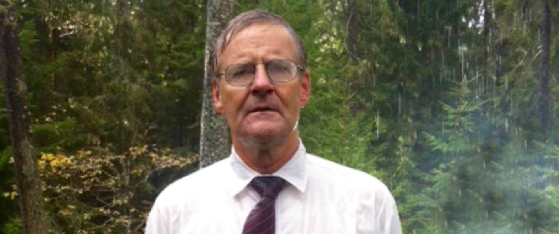Lennart R Svensson Huskvarna Forrest skog